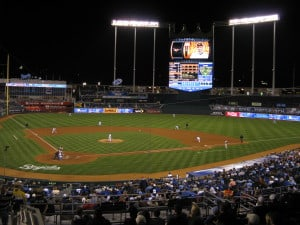 Kauffman Stadium Kansas City Royals