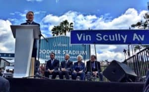 Vin Scully Ave