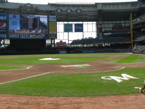 Miller Park Milwaukee Brewers